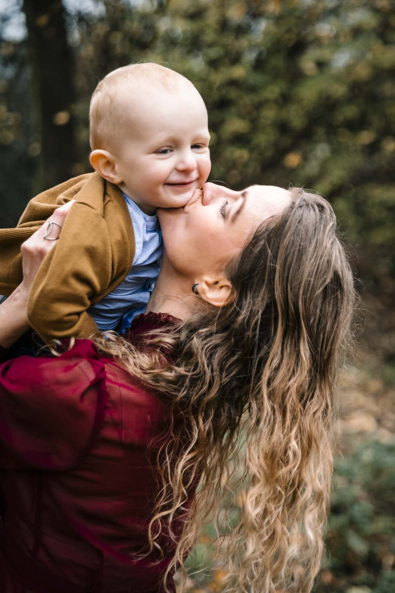 motherhood-henriette-william